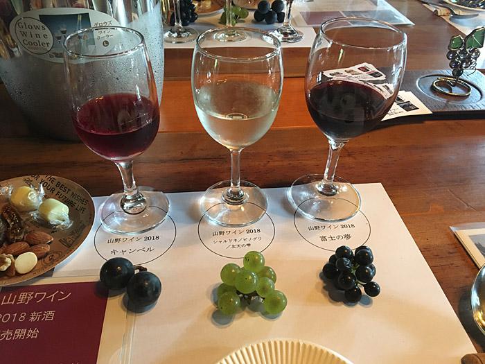 ぶどう園とワイナリー見学会/備後ワインクラブ